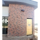 StoneCrafters in Phoenix, Arizona: Brick Veneer - 60% Sunset Red, 20% Brown Flashed, 20% Charcoal 1