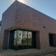 StoneCrafters in Phoenix, Arizona: Brick Veneer - 60% Sunset Red, 20% Brown Flashed, 20% Charcoal 4