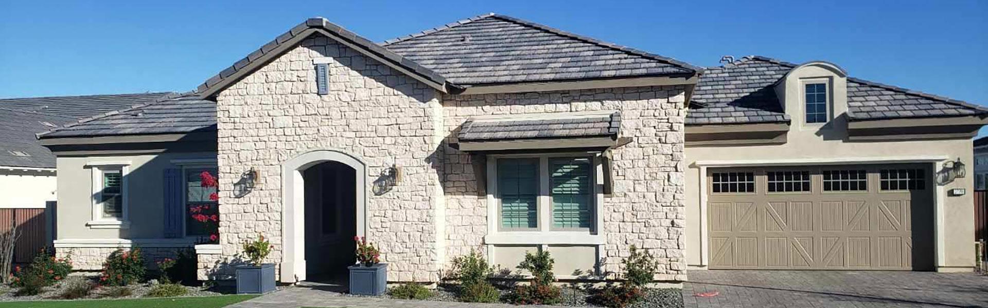 StoneCrafters in Phoenix, Arizona: Stone Veneer Rough Cut - Casa Blanca